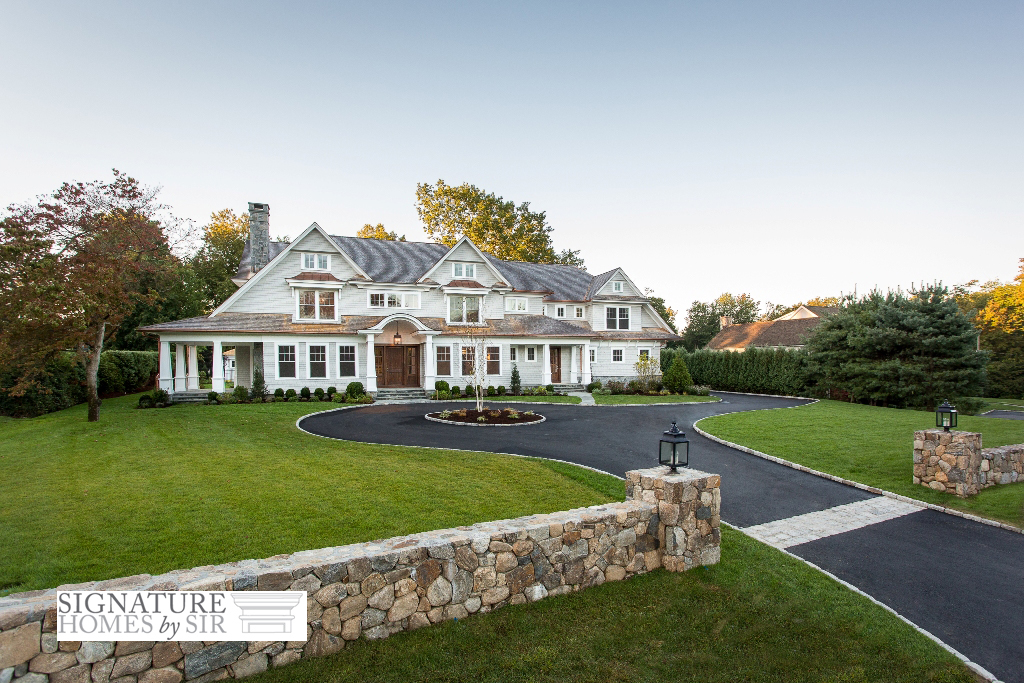 Sold 5 old hill farms road sir development for Homes for sale westport ct